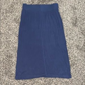 Old navy pencil skirt.
